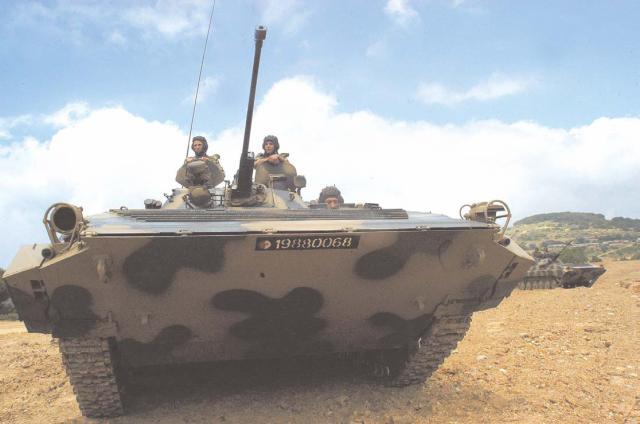 القوات البرية الجزائرية 12432810