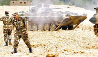القوات البرية الجزائرية 12482710
