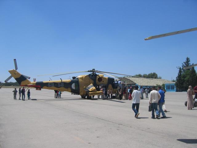 المروحية MI-24 MK3 Super hind الجزائرية 47155110