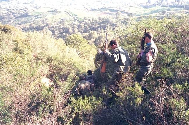القوات البرية الجزائرية Une10