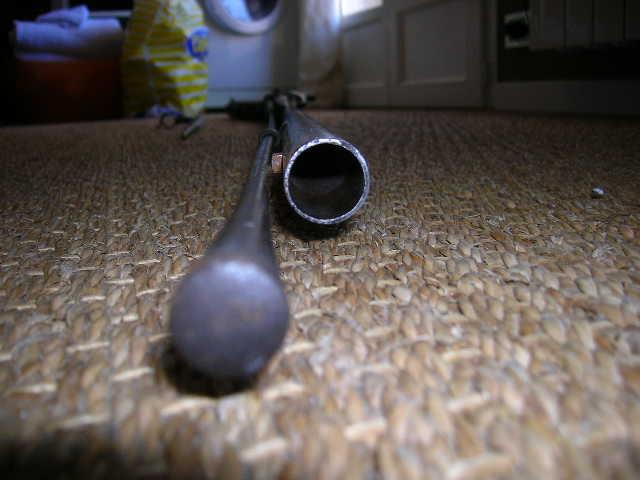 infos sur arme à poudre noir 01610
