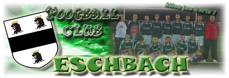 FootBall Club Eschbach -18 Ans