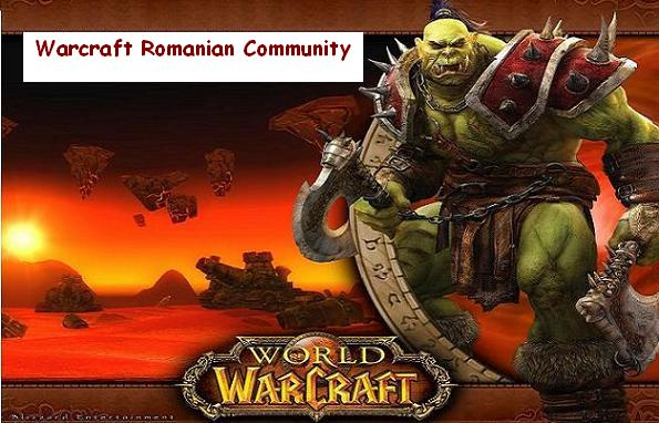 Warcraft Romanian Community