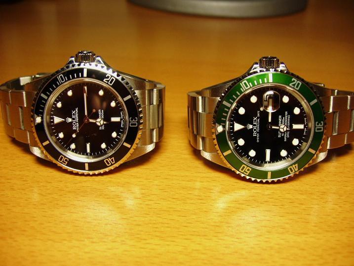 Rolex sub LV a LN Henkho10