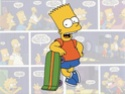 15 fond ecran simpsons Bart11
