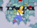 15 fond ecran simpsons Homer10