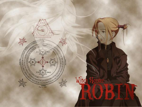 Robin, Witch Hunter. Sook-412