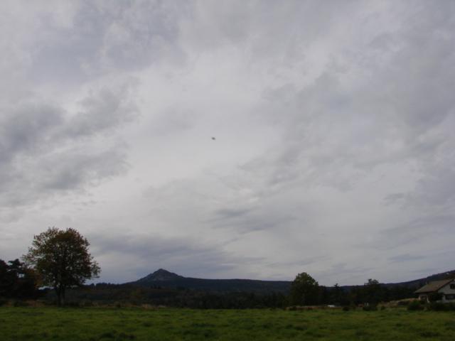 Le temps à Madelonnet du mois d'octobre 2007 110