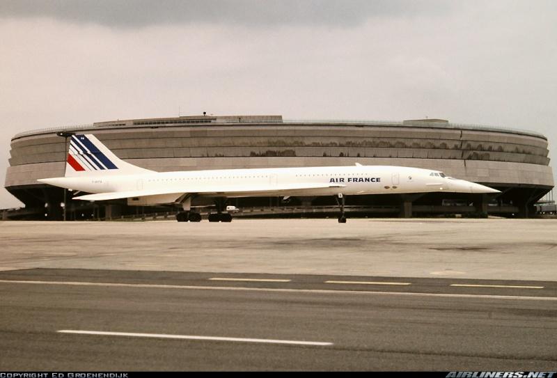 Les avions de transport de chef d'Etat Concor12