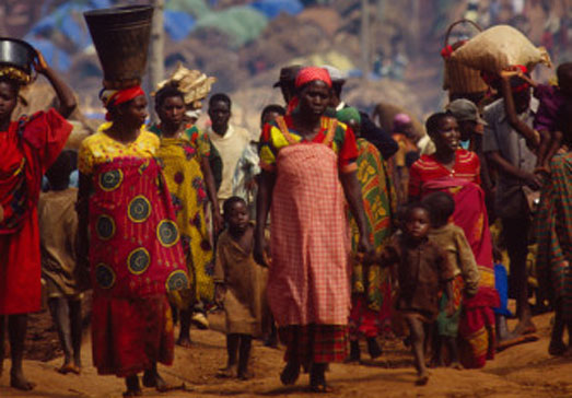 Violencia Sexual en Burundi Amnist10