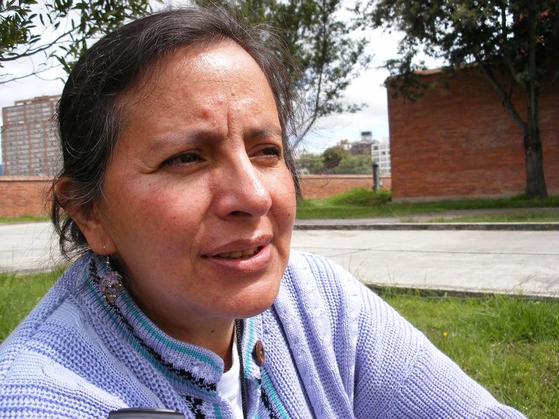 DEFENSORA DE LOS DERECHOS HUMANOS COLOMBIANA, AMENAZADA Hache_10
