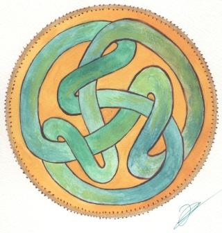 J'aime les entrelacs et autres dessins celtiques - Page 2 Entrel10
