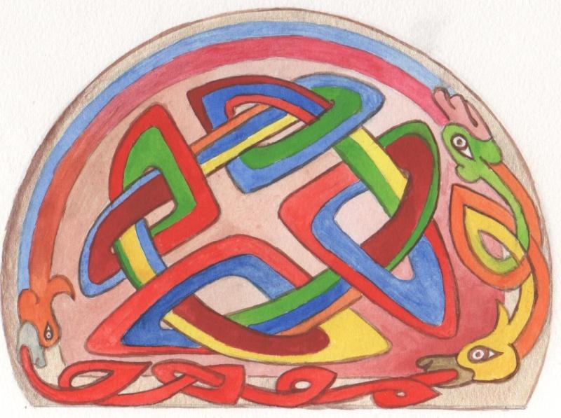 J'aime les entrelacs et autres dessins celtiques - Page 14 Entrel11