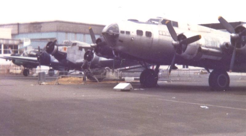 Tiens je viens de retrouver cela: épave de P-51 Mustan10