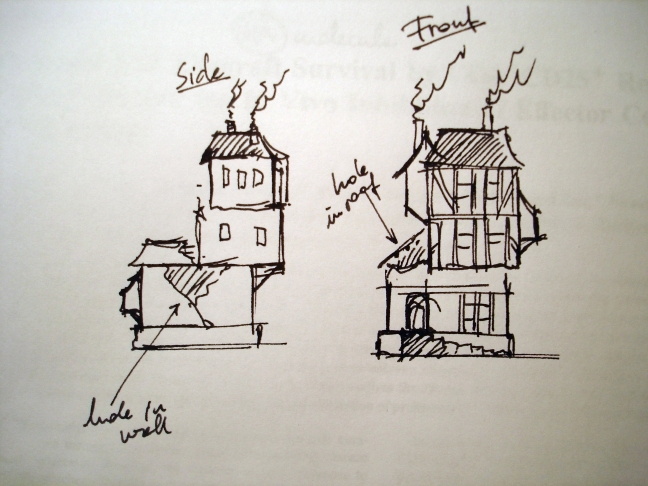 New house idea (drawing) House_10