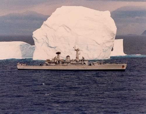 Leander Class frigates F127_210