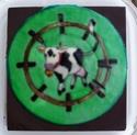 taureau et vache Vache10