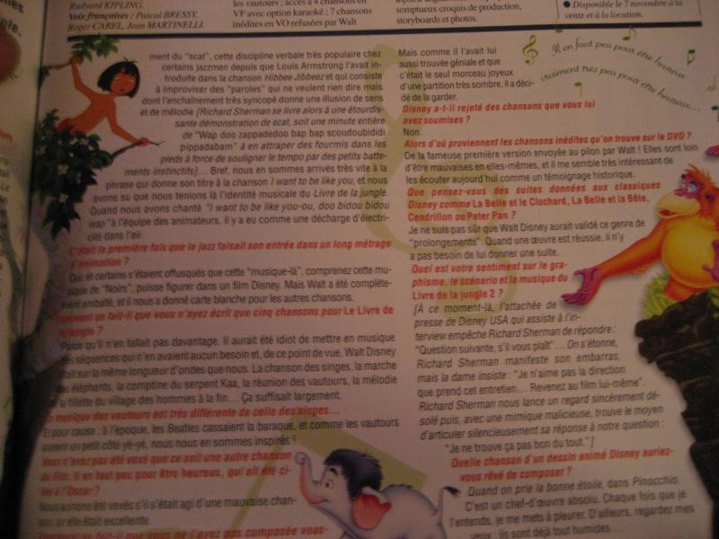 Le Livre de la Jungle - Edition Collector (7 novembre 2007) - Page 9 Img_0410