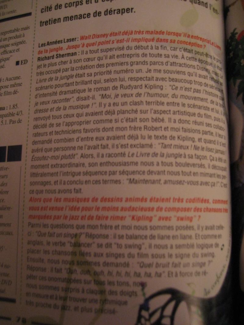 Le Livre de la Jungle - Edition Collector (7 novembre 2007) - Page 9 Img_0411