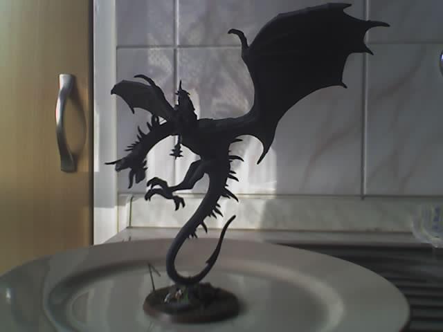 Modely ze světa fantasy Nazgul11
