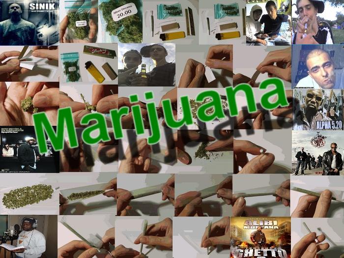 Viva la  marijuana