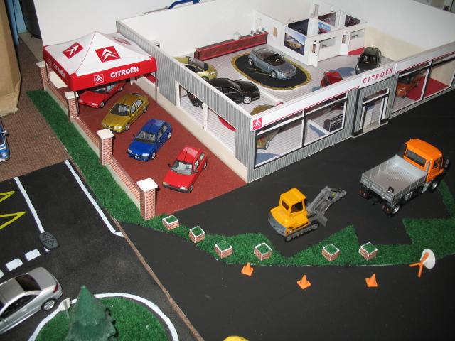 Mon diorama Citroën Img_4410