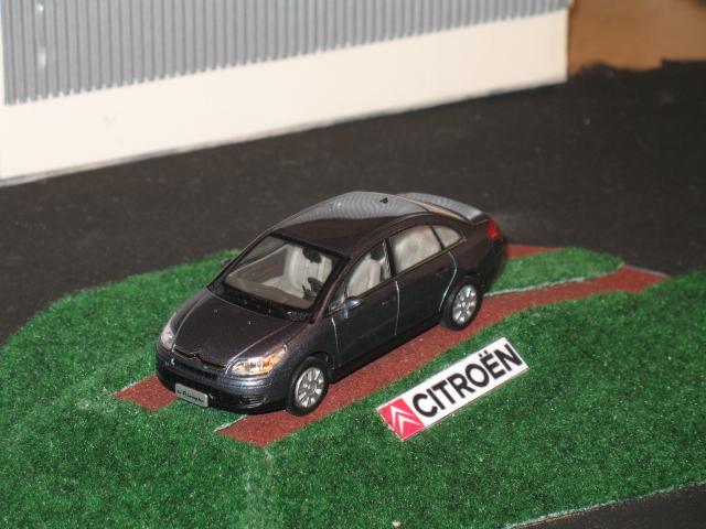 Mon diorama Citroën Img_5510