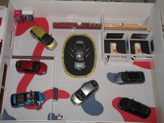 Mon diorama Citroën Img_5511
