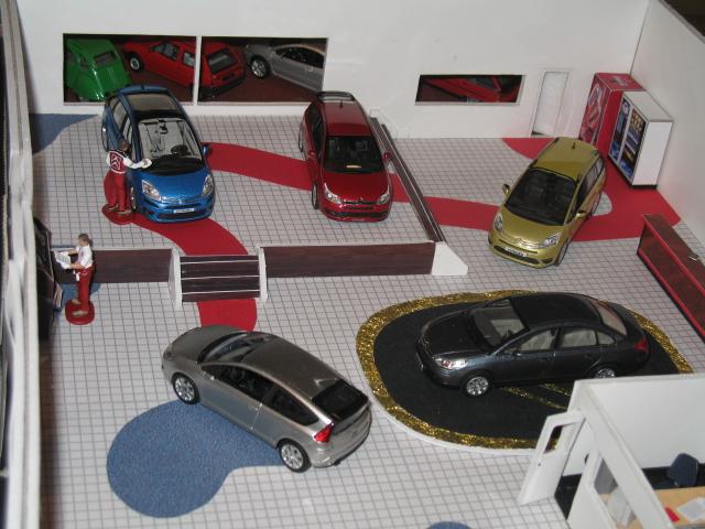 Mon diorama Citroën Img_5513