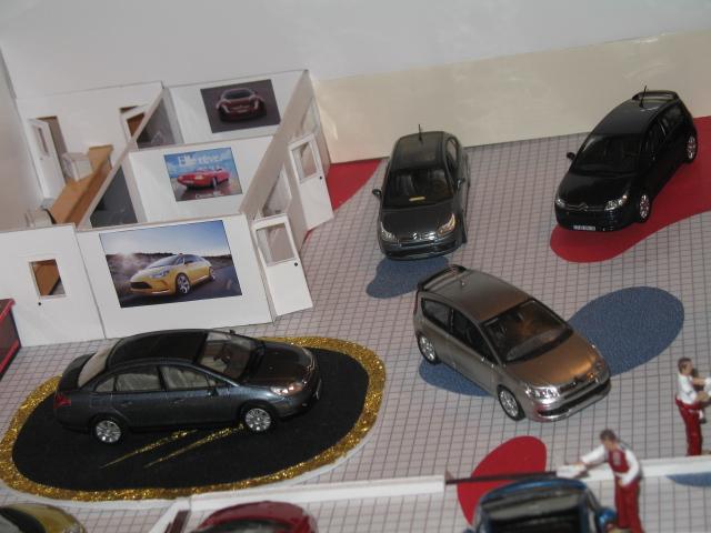 Mon diorama Citroën Img_5514