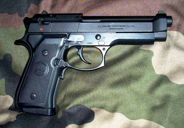 M92F Military EBB 111