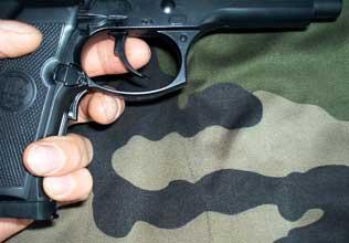 M92F Military EBB 211