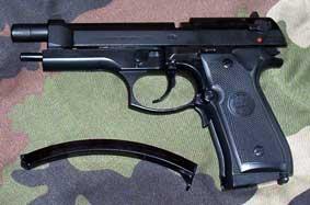 M92F Military EBB 411