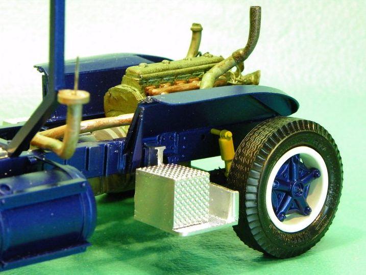 "Golden Age GMC 55 model 860 ""Cannonball"" Par Jeff Harper 1210"