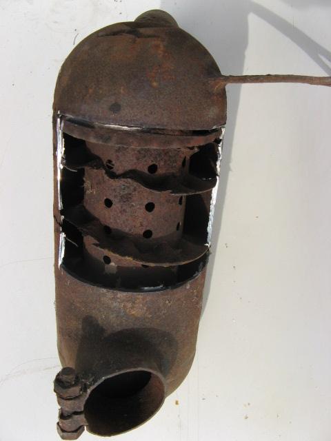 Pots d'échappement moteurs Staub Am10_r10