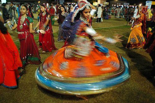 La fête de Cerf-Volant en Inde... Navrat11