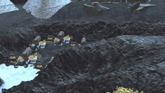 Emery Smith (10) L'existence de civilisations souterraines confirmée  Caches10