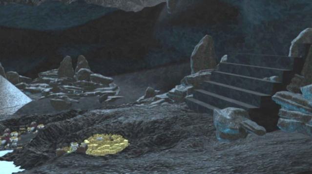 Emery Smith (10) L'existence de civilisations souterraines confirmée  Or_et_10