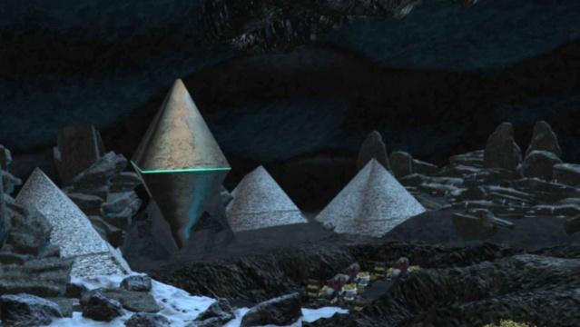 Emry Smith (11) Les secrets souterrains de l'humanité  Pyrami10