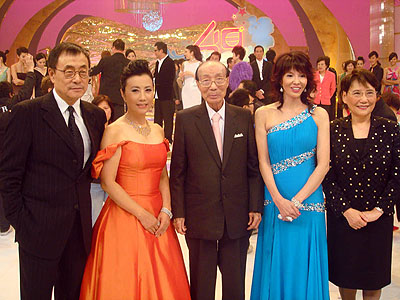TVB 40th Anniversary Celebration Pictures Route_20