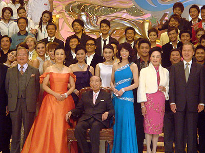TVB 40th Anniversary Celebration Pictures Route_21