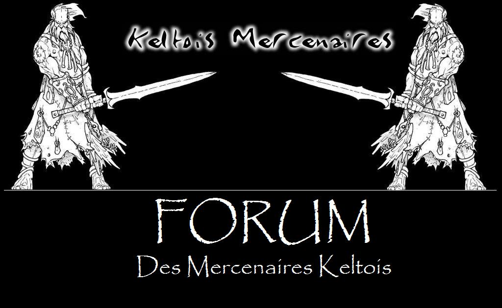 Mercenaires Keltois