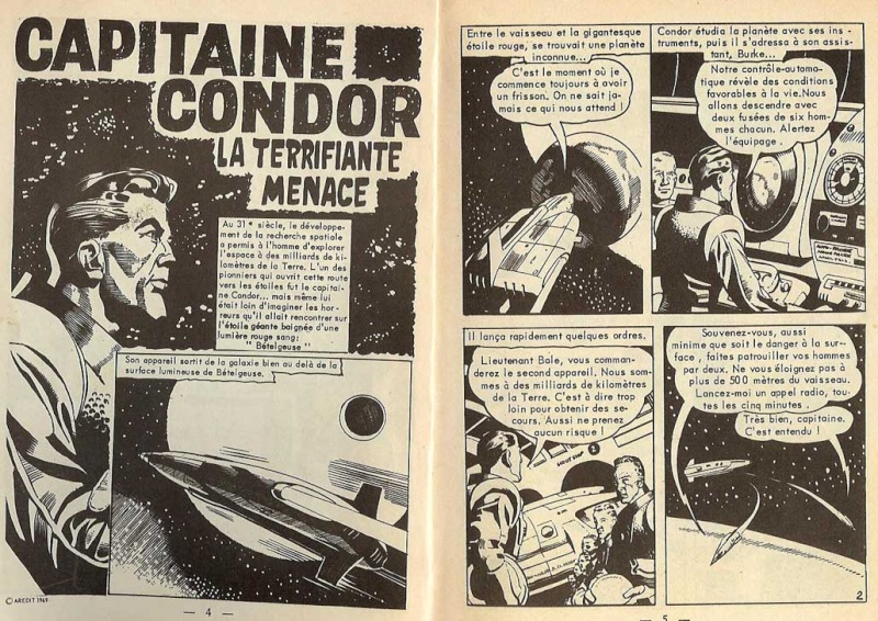 Dan Dare, Pilot of the Future Condor12