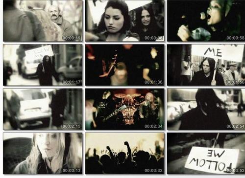 PAIN Follow Me feat. Anette Olzon (Nightwish) (Suis-moi)  Follow10