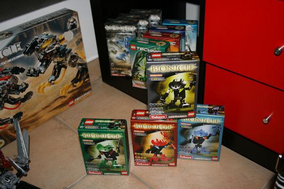 [BIONICLE] Si vous aviez tous les Bionicle, vous seriez... - Page 3 Img_4239