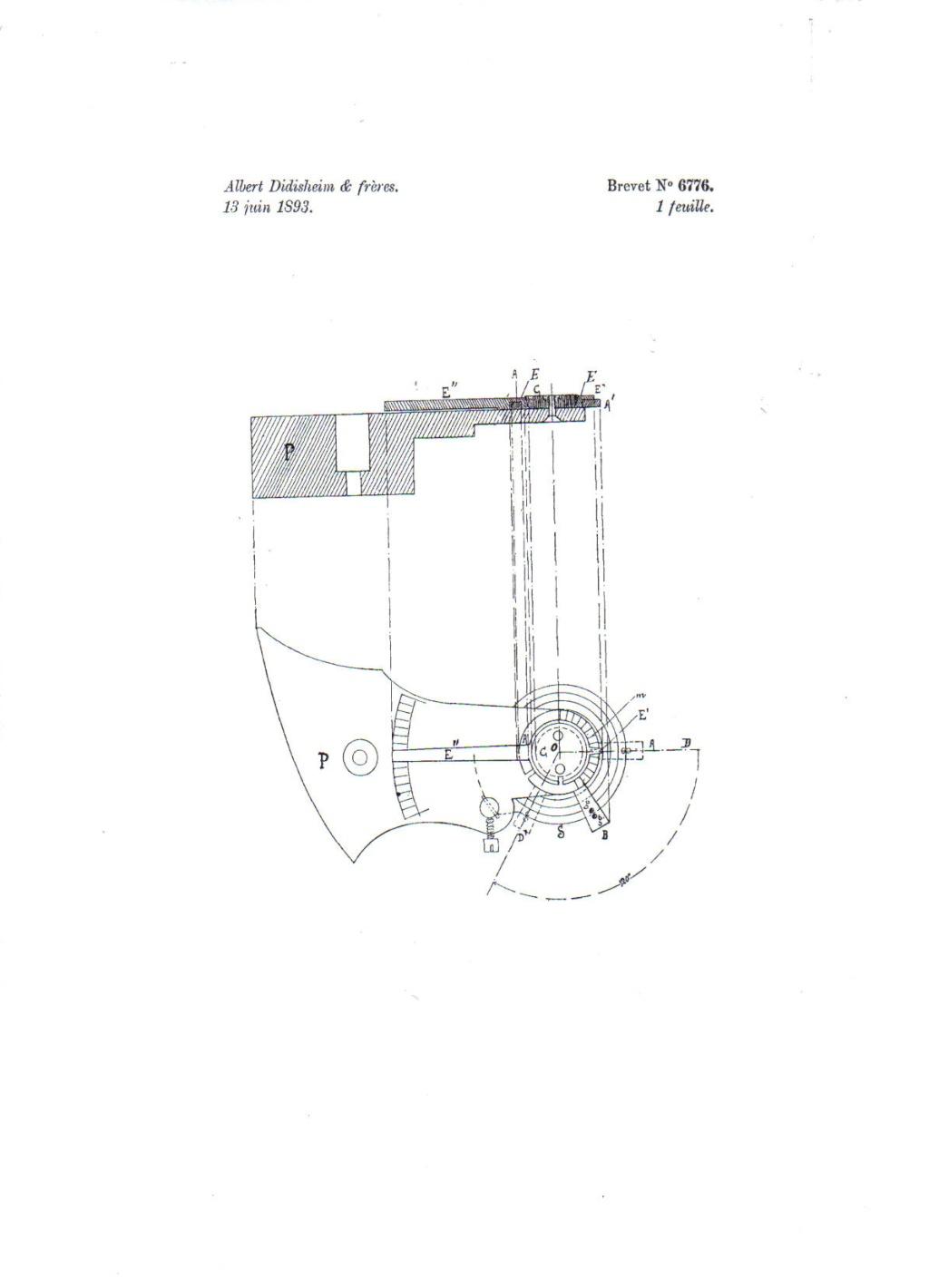 Les brevets suisses : recherches etc... Didi0011