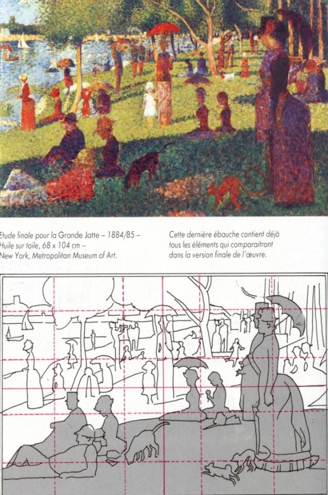5 التنقيطيـة Pointillisme Seurat10