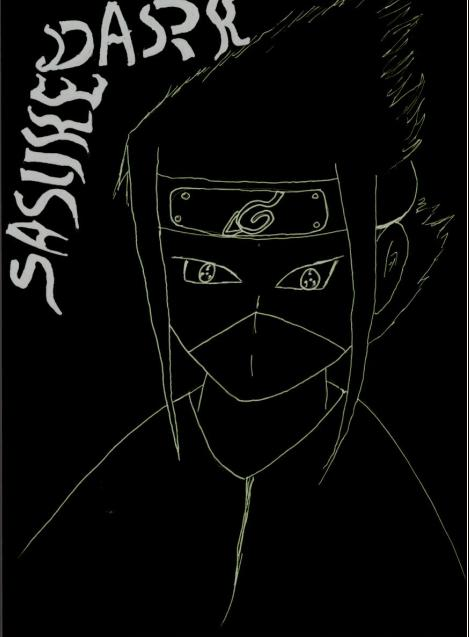 dessins Sasuke10