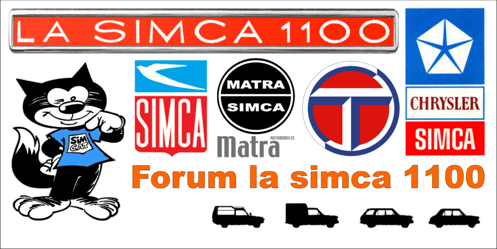 La Simca 1100