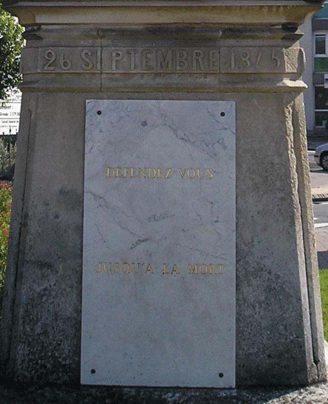Monument de Libourne (33) 1012